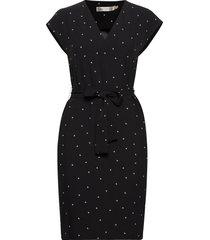 zanetaiw dress kort klänning svart inwear