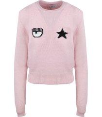 chiara ferragni eyestar sweater
