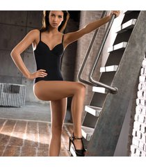 ambra lingerie bh's light body beugel bh zwart 2795
