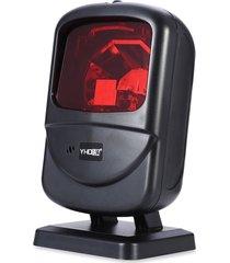 barcod plataforma de escáner yhd - 9100 - negro