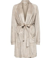 sophie robe morgonrock beige underprotection