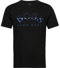 tee 1 t-shirts short-sleeved svart boss