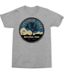 joshua tree men's graphic t-shirt