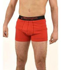 boxer rojo wellington polo club nemo