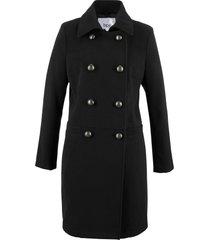 cappotto corto in simil lana (nero) - bpc bonprix collection