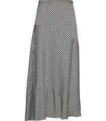 yoko skirt knälång kjol svart lovechild 1979