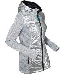 giacca in pile (argento) - bpc bonprix collection