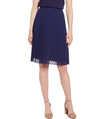 women's anne klein pleated skirt