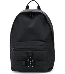 1017 alyx 9sm buckle detail medium backpack - black