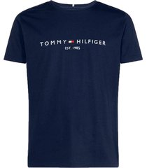 t-shirt tommy donkerblauw