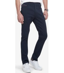tommy hilfiger men's th flex performance five-pocket pants