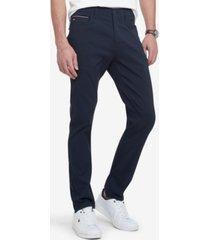tommy hilfiger men's th flex performance five-pocket pants