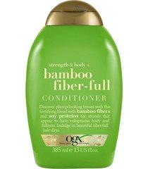 strength & body + bamboo fiber-full shampoo 385 ml