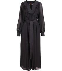 tory burch polyester dress