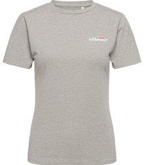 el annifo tee t-shirts & tops short-sleeved grå ellesse