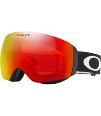 oakley unisex flight deck goggles sunglasses, oo7064 00