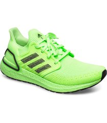 ultraboost 20 shoes sport shoes running shoes grön adidas performance