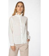 camisa blanca wanama nicola