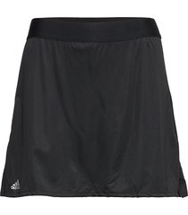club long skirt w kort kjol svart adidas performance