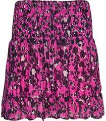 paloma skirt kort kjol rosa by malina