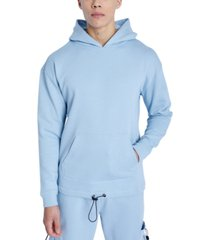 native youth men's regular-fit solid toggle hoodie