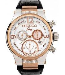 reloj frost lady negro mulco