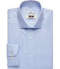 joseph abboud blue dress shirt