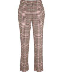 pantaloni principe di galles (marrone) - bpc bonprix collection