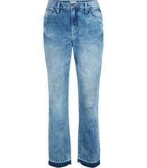 jeans sostenibili in cotone biologico (blu) - bpc bonprix collection