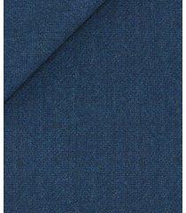 giacca da uomo su misura, lanificio zignone, lana cashmere blu, autunno inverno | lanieri
