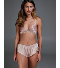 hunkemöller rosanne shorts rosa