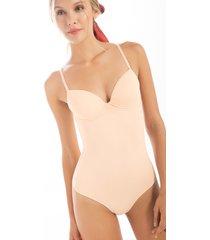 body con copa en lycra1692001l perla  options intimate
