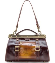 patricia nash collina vintage frame satchel