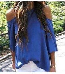 *blusas para mujer limonni li837 casuales