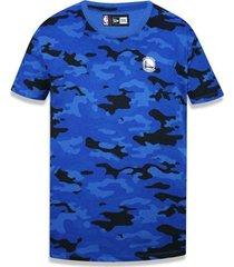 a1a54838dfd85 camiseta golden state warriors militar full camuflado new era masculina