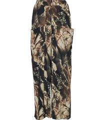 pocket trousers wijde broek multi/patroon diana orving