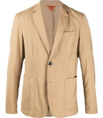 barena fine knit three pocket blazer - neutrals