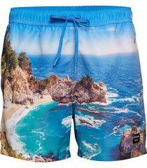 swim shorts sid 1p badshorts blå björn borg