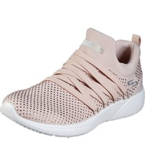 tenis skechers bobs sport sparrow - honeysuckle rose