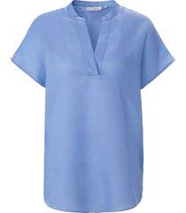blouse van eterna blauw