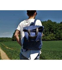 3w1 plecak niebieski