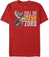 fifth sun men's full zord short sleeve crew t-shirt