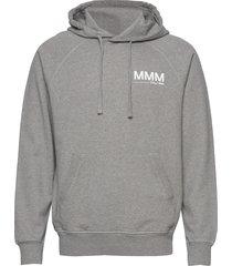 fred hoodie hoodie trui grijs wood wood