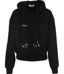 ambush black multichord box hoodie