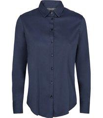 mos mosh blouse blauw