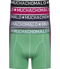 1010 solid hello moonlight 5pk boxer boxershorts multi/patroon muchachomalo