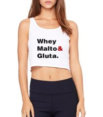 top cropped criativa urbana gluta