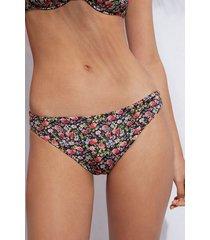 calzedonia swimsuit bottom nizza woman floral size 3