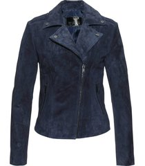 giacca in pelle (blu) - bpc selection premium