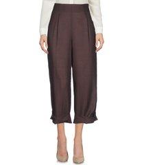 maison laviniaturra 3/4-length shorts